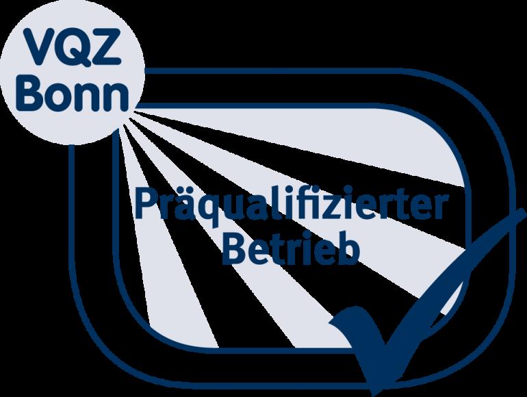Siegel Praequalifizierung Epithetiker Ingo Greiner